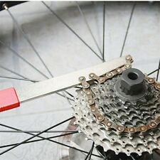 Bicycle Cassette Freewheel Remover Wrench Sprocket Chain Whip Repair Tool XC