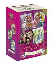 Ever after High School Story Book Collection Dolls Books Show Suzanne Selfors