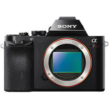 Sony a7R Full-Frame 36.3 MP Interchangeable Digital Lens Camera - Body Only! NEW