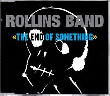 ROLLINS BAND - THE END OF SOMETHING -  CD SINGLE