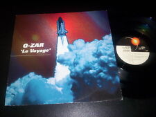 "Q-Zar  ‎–  Le Voyage 12"" In Lite ‎– INR 995-016 made in Italy 1995"