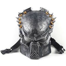 T09 Alien vs Predator Mask AvP Movie Replica Collection Predators Prop Free P&P