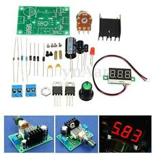 DIY Kit LED LM317 Ajustable Voltaje Regulador Step-down Power Supply Módulo Set