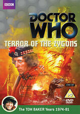 Doctor Who: Terror of the Zygons [DVD]