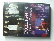 µ? DVD Foreigner Live in Concert