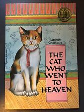 The Cat Who Went to Heaven by Elizabeth Coiatsworth (PB) (U22)