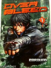 Manga OVER BLEED tome 1 28 round Ki-oon éditions en Français VF très bon état