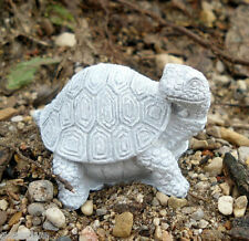 Latex only mini turning head turtle mold plaster concrete casting mold