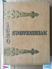 1964 The Souvenirian Robert Osborne High School Year Book Marietta Georgia