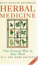 Herbal Medicine by Buchman Dian Dincin - Book - Hard Cover - Medical/Health