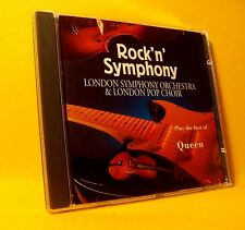 NEW CD London Symphony Orchestra Rock'n' Symphony QUEEN 14TR 1993 Soft Pop Rock