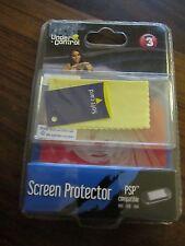 FILM PROTECTEUR / SCREEN PROTECTOR    -----   accessoire pour PSP