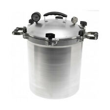 All American Pressure Cooker Canner 30 Qt Best Heavy Duty Canning Large Cookers