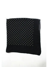 MOSCHINO Multi-Colored Polka Dot Scarf