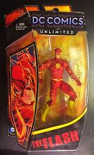 New and Sealed DC Comics Unlimited The Flash Collector Figure Mattel