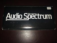 NEW OLD STOCK Audio Spectrum Dynamic Vocal Microphone AS125L Wired Microphone