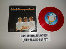 "7"" Pop Silent Circle - Time For Love (Red Vinyl) BLOW UP"