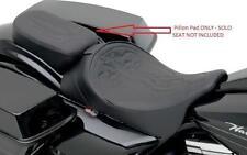 Carl Brouhard Designs Cross Design Solo Seat Pillion Pad 0801-0778