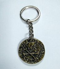 Uncharted 4 A Thief's end Porte-cle keychain pirate Coin Drake Piece Neuf New