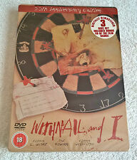 Withnail And I (DVD, 2006, 2-Disc + CD) - 20th Anniversary Edition - Steelbook