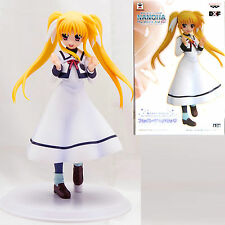 Mahou Shoujo Lyrical Nanoha The Movie 2nd A's Fate testarossa DXF Figure