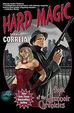Hard Magic: Book I of the Grimnoir Chronicles-ExLibrary