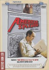 AMERICAN SPLENDOR ALL REGION NEW DVD