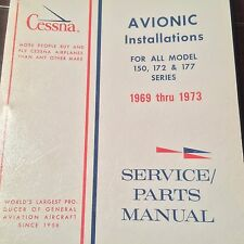 Cessna ARC Factory Wiring Book 1969 - 1973 for Cessna-150, 172 & 177