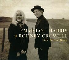 Old Yellow Moon by Emmylou Harris, Rodney Crowell