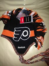 Philadelphia Flyers Youth Mohawk Winter Knit Hat . Boys OSFM NEW Eagles Phillies