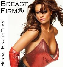 "INCREASE YOUR BOOB SIZE NOW! -- ""Breast Firm®"" -- SAFE PILLS! -- 3 Month Supply"