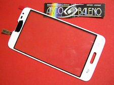 Kit VETRO+TOUCH SCREEN per LG OPTIMUS D320N L70 BIANCO VETRINO DISPLAY LCD COVER