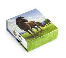 2015 Canada $100 for $100 Canadian Horse Wild Life in Motion 1oz Silver coin