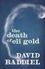 La mort de eli gold par david Baddiel hb neuf