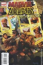 Marvel Zombies Army of Darkness (2007) #1A VF