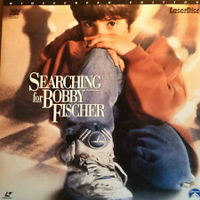 Searching For Bobby Fischer Widescreen Laserdisc  Buy 6 for free shipping