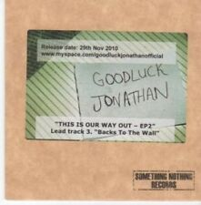 (BC442) Goodluck Jonathan, This is Our Way Out - DJ CD