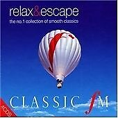 Classic FM - Relax and Escape - The No.1 Collection of Smooth Classics, London S