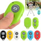Bluetooth Camera Remote Control Self-timer Shutter Selfie For iPhone 6 6+ 5S 4S