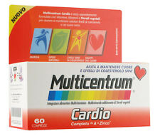 Multicentrum CARDIO per cuore e livelli di colesterolo sani