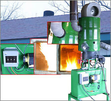 Used Waste Oil Heater Plans  (Emailed)