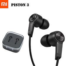 Xiaomi Mi Piston 3 REDDOT AWARD Design In EAR Headphones V3 Black.