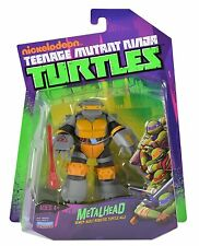 TMNT TEENAGE MUTANT NINJA TURTLES MUTANT METALHEAD FIGURE
