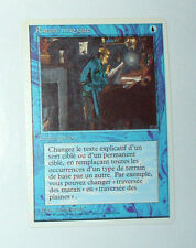 CARTE MTG MAGIC - VERSION FRANCAISE RATURE MAGIQUE