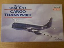 1:144 Minicraft nº 14440 boeing USAF c-97 cargo transport. kit. OVP