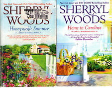 Complete Set Series - Lot of 11 Sweet Magnolia books by Sherryl Woods (Romance)