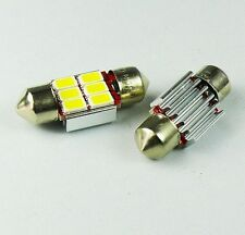 C3W 31mm 5630 SMD LED CAN BUS OBC ERROR FREE INTERIOR bulbs HONDA