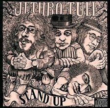 Stand Up by Jethro Tull (CD, Sep-1999, Capitol/EMI Records) Classic rock