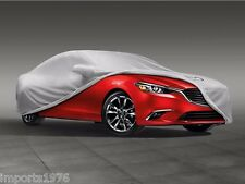 2014 - 2017 Mazda6 Genuine OEM Custom Fit Car Cover with Storage Bag 0000-8J-H50