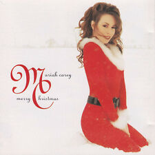 MARIAH CAREY - Merry Christmas 11TR CD 1994 XMas / POP